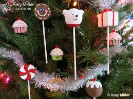 bakerella faux cake pop ornament giveaway miller designs
