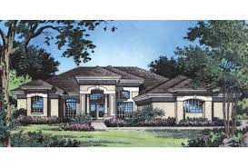 Classic Home Plans Eplans Mediterranean House Plan A Radiant Classic Design 2409