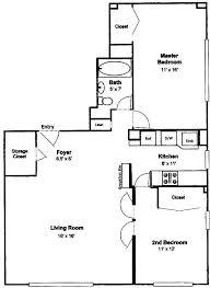 open space floor plans beautiful 2 bdr junior 4 coop