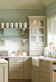 Neutral Kitchen Colour Schemes - wanting to replicate this kitchen exactly kitchens pinterest
