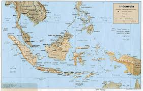netherlands east indies map map room