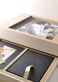 luxury wedding albums jorgensen album luxury presentation box for your album matted
