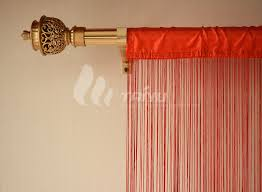 String Tassel Curtains Beauty String Tassel Curtain Crystal Beads Door Window Panel Room