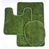 amazon com green bathroom accessory sets bathroom accessories