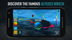 Ocean Maps Ulysses Scuba By Ocean Maps Android Apps On Google Play
