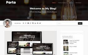 200 best free responsive blogger templates