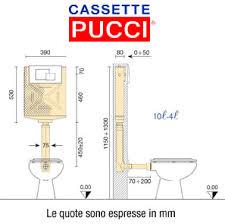 cassette pucci incasso cassetta di scarico da incasso tece modello tecebox basic per wc