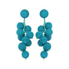 suzanna dai earrings gumball cluster earrings turquoise suzanna dai jewelry