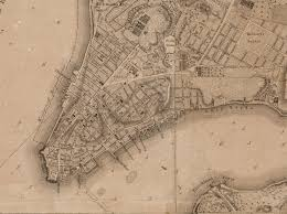 Colonial America Map by Colonial New York Close Up Revisiting Bernard Ratzer U0027s Plan Of