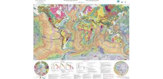 Geological Map Of Usa by Geo Expro Maps For Understanding The Earth