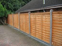 wood fence designs garden image decoration idea regarding amp