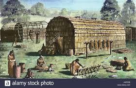 iroquois longhouse north america stock photos u0026 iroquois longhouse
