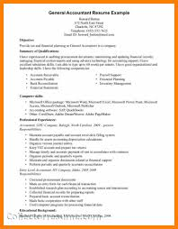 Procurement Sample Resume by Sample Resume For Accountant Free Resume Example And Writing