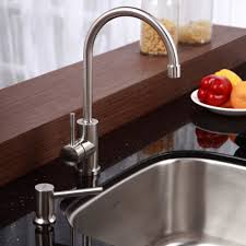Large Ceramic Kitchen Sinks by Sinks And Faucets Ceramic Kitchen Sink Brushed Chrome Soap