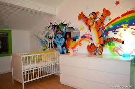chambre fille disney décoration murale chambre bébé disney inspirant deco chambre bebe