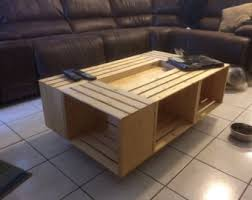 wine crate coffee table wooden crate coffee table toy chest large storage box red