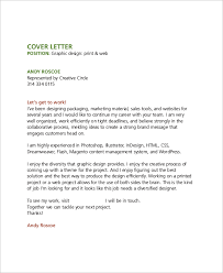 epic cover letter for a graphic design job 61 for cover letter for
