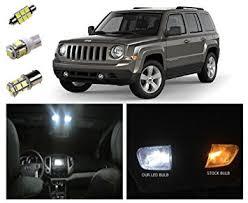 jeep patriot 2015 interior amazon com jeep patriot led package kit interior tag