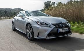 essai lexus rc 200t lexus rc un coupé radical comme on les aime actu auto