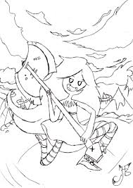 marceline coloring pages awesome marceline coloring pages with