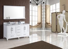 bathroom wall mount bathroom sink cabinet white 60 inch vanity