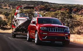 2014 jeep towing 2014 jeep grand srt drive truck trend