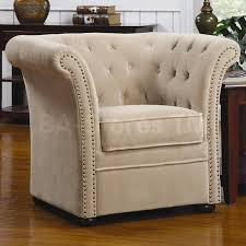 Big Armchair Chairs Accent Chairs For Brown Leather Sofa You Inpiration