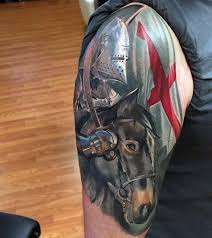 tattoo designs knights templar top 80 best knight tattoo designs for men brave ideas knights
