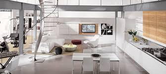 cuisine design blanche cuisine bois et blanche clair with cuisine bois et blanche