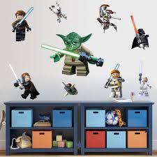 1428 3d sticker new logo robot lego iron man children s bedroom see larger image