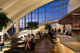 Los Angeles Airport Terminal Map by The Star Alliance Lounge Los Angeles An Inside Look Loungebuddy