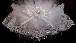 wedding garters deluxe pearls wedding garter white bridal garters unique