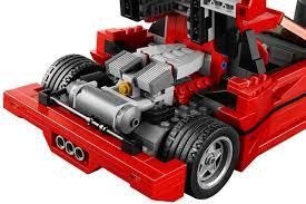 vauxhall lego lego ferrari f40 even has a toolkit autotrader ca