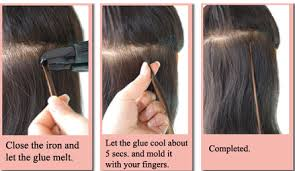 strand by strand hair extensions how to apply and remove u strand i strand hair extensions vanhair