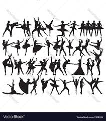 dancing vector images over 4 600