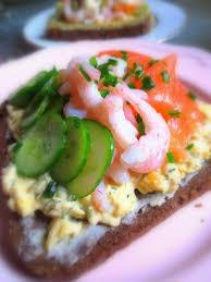 cuisine danoise le smørrebrød plus que une tartine danoise je cuisine donc je suis