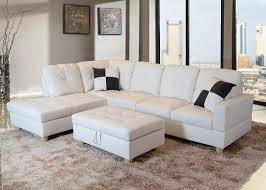 sectional sofa 3 piece leather sectional sofa with chaise denim
