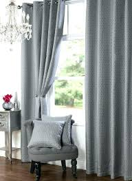 Grey And Silver Curtains Curtains Silver Grey New Diamante Faux Silk Lined Curtains Black