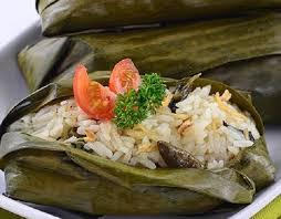 cara membuat nasi bakar khas bandung resep dan cara membuat nasi pepes kukus ayam gurih dan spesial