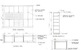 standard depth of kitchen cabinets voluptuo us