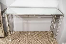 console table design enchanting acrylic console table also tables design ideas along