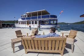 Pontoon Rental Table Rock Lake by Lady Liberty Leisure Cruise Big Cedar Lodge Table Rock Lake