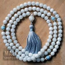 moonstone buddha moonstone mala tibetan buddhist prayer