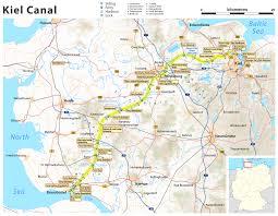Regensburg Germany Map by Kiel Canal Wikipedia