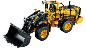 lego technic remote controlled volvo l350f wheel load 42030 lego technic