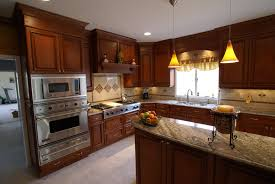 Brown Cabinet Kitchen Kitchen Remodel Amiability Kitchen Remodel Ideas New Small