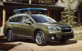 subaru outback touring green 2015 subaru outback is safest suv ever according to nhtsa weekly