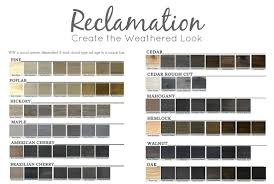 types of grays weatherwood stains home