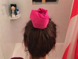 Washing Hair After Coloring Red - this hair cap lets you wash only your roots insider