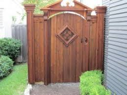 Gateway To Paradise  Pedestrian Gate Design Ideas Texas Best - Backyard gate designs